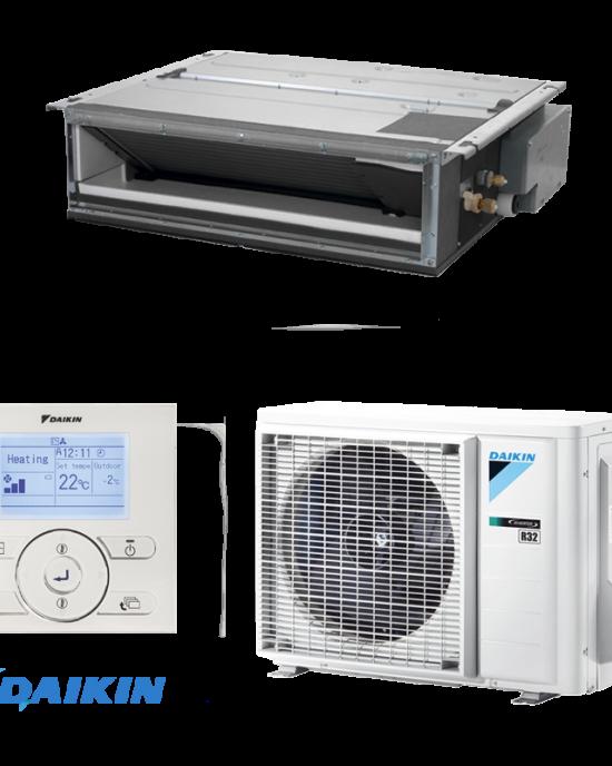 Канален климатик Daikin FDXM60F9 / RXM60M9