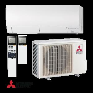 Инверторен климатик Mitsubishi Electric MSZ-FH25VE / MUZ-FH25VEHZ - Zubadan