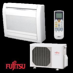 Инверторен климатик Fujitsu AGYG09LVCA / AOYG09LVCA - подово тяло