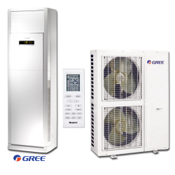 Колонен климатик Gree GVA55AL / M3NNC7A