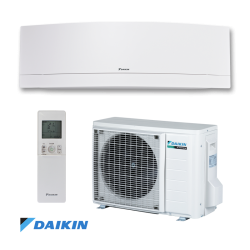 Инверторен климатик Daikin Emura FTXG25LW / RXG25-L 9000 BTU