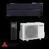 Инверторен климатик Mitsubishi Electric MSZ-LN25VGB / MUZ-LN25VG  Перлено бял, черен оникс и рубиненочервен