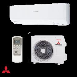 Инверторен климатик Mitsubishi Heavy Industries SRK25ZSP-W / SRC25ZSP-W
