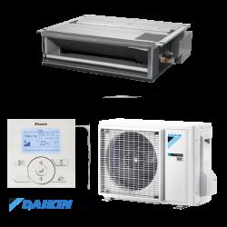 Канален климатик Daikin FDXM25F9 / RXM25M9