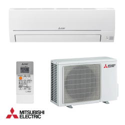 Инверторен климатик Mitsubishi Electric MSZ-HR25VF / MUZ-HR25VF